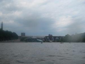 Approaching High Bridge.