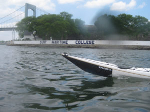 SUNY Maritime, Throgs Neck, NYC.