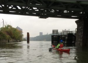 Under 207th Street Bridge