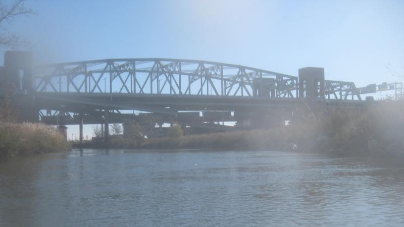 Bronx Kill Bridges