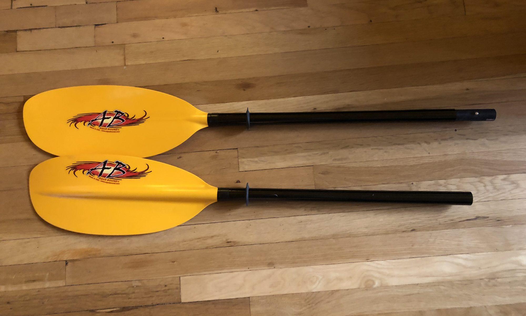 Aqua Bound Splat 205cm.