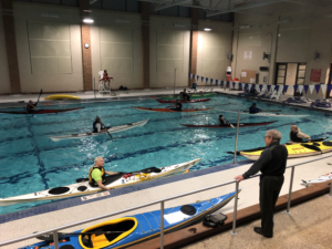 Pool Program at Dobbs Ferry.